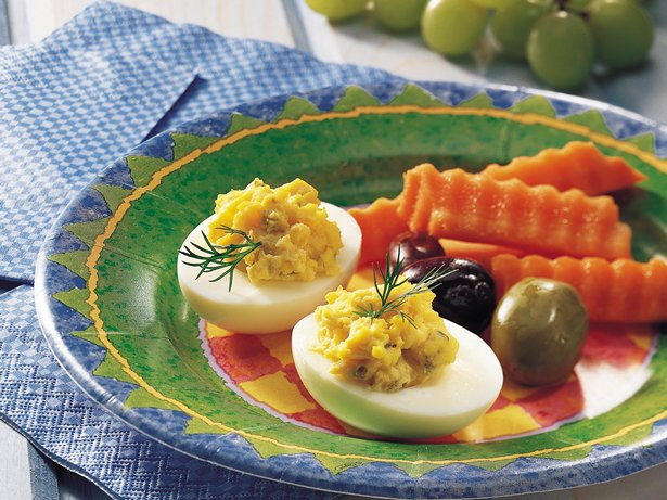 Relish Deviled Eggs