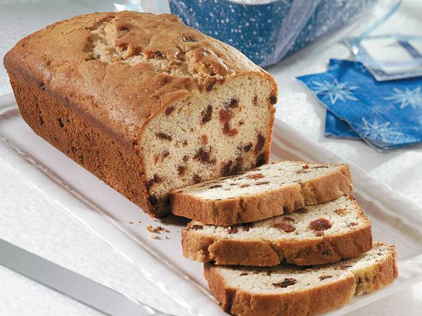 Dried Cherry-Cardamom Bread