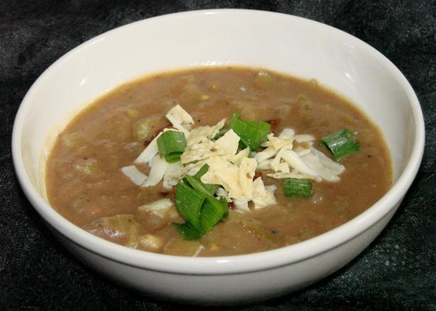 Quick & Easy Mexican Soup