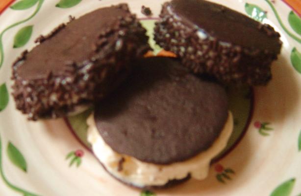 Linda's Ice Cream Sandwiches