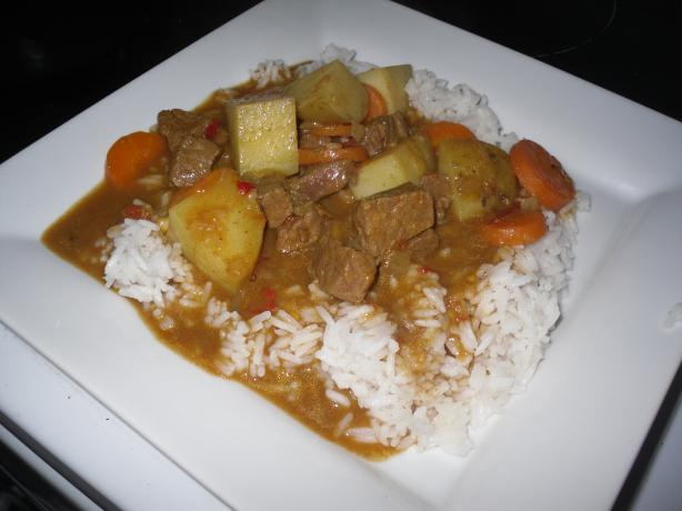 Simple Beef Curry