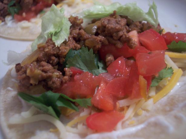 Empanada Tacos -N- Wraps