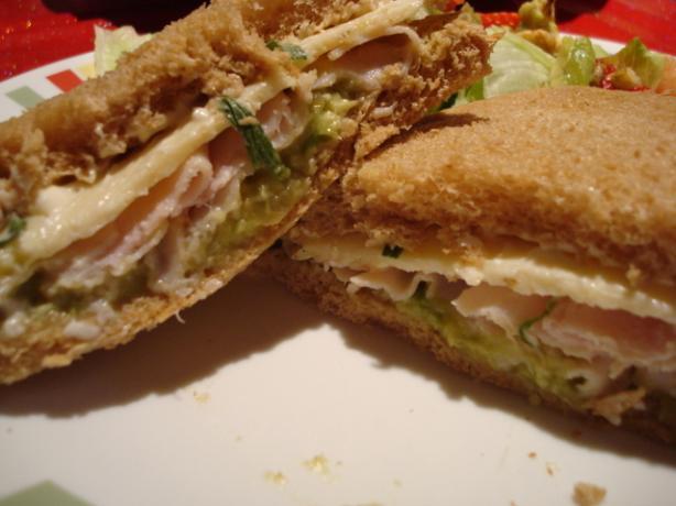 Southwestern Savory Sandwich