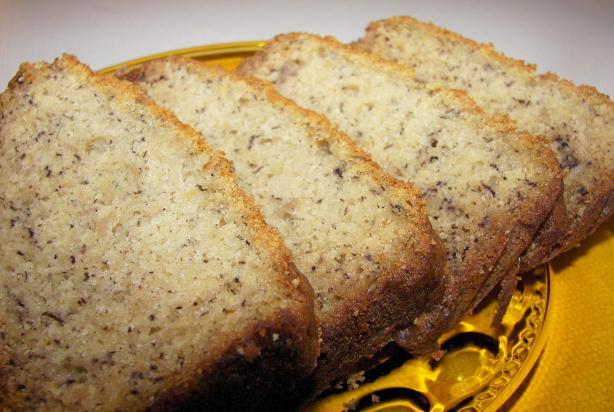 Bonnie's Best Banana Bread - Bonnie Stern