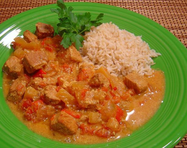 Craz-E Curry!