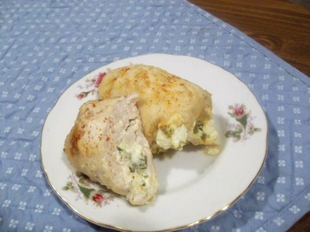 Chicken Kiva