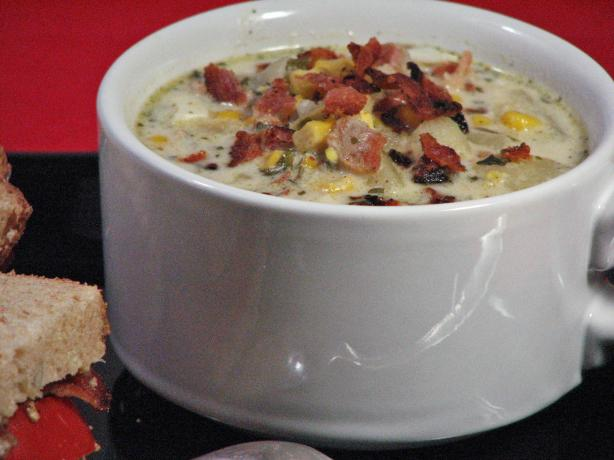 Old Fashioned Northland Corn Chowder