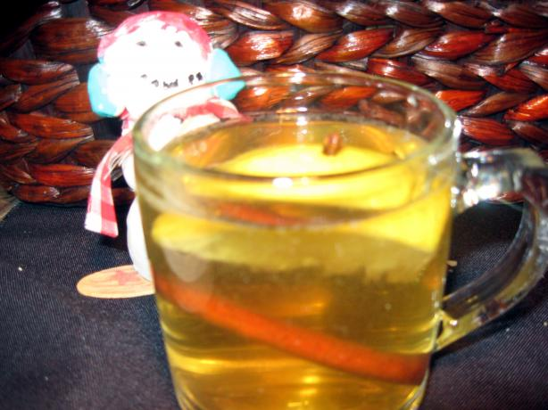 Applejack Toddy