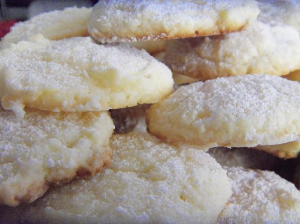 The Best Ever Gooey Butter Cookies
