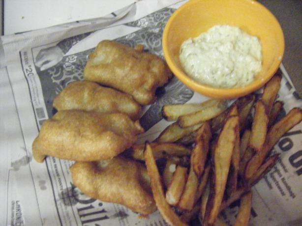 Tartar Sauce for All Tastes
