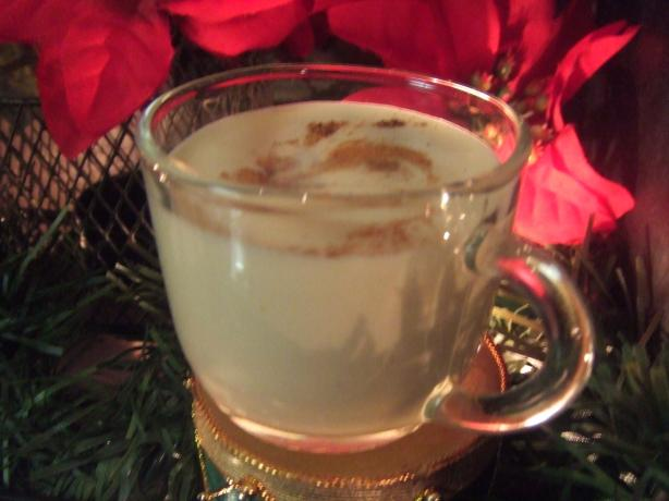 Butterscotch Eggnog