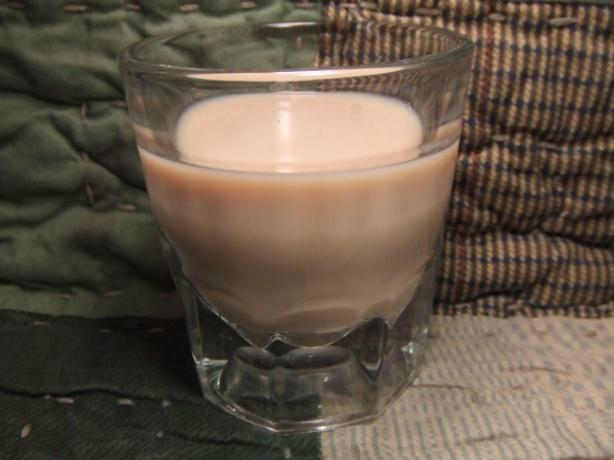 Nutty Amarula Shot