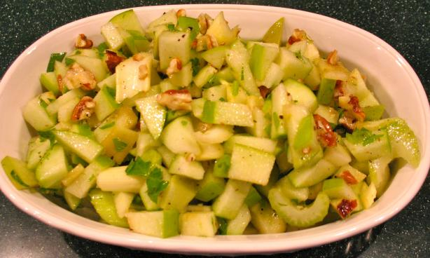 Granny Smith & Celery Salad