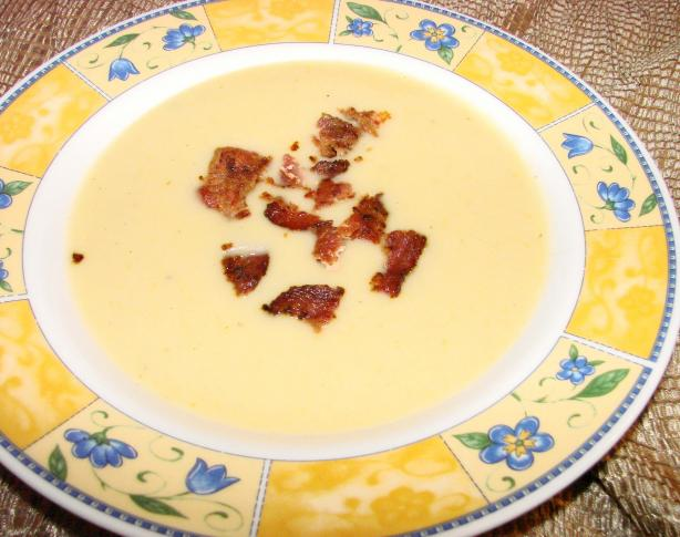 Cream of Rutabaga Soup