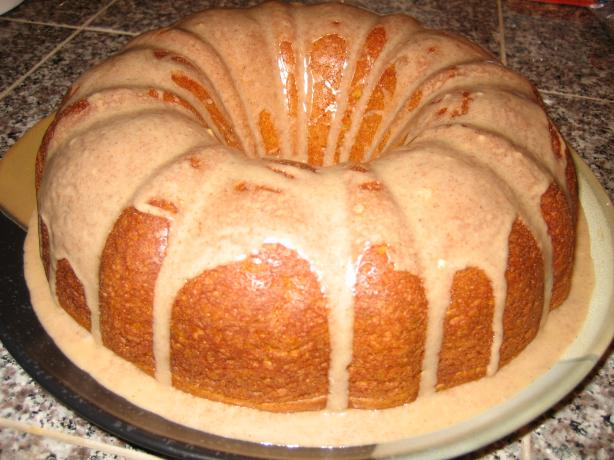 Cinnamon Pumpkin Cake