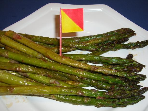 Old Bay Asparagus