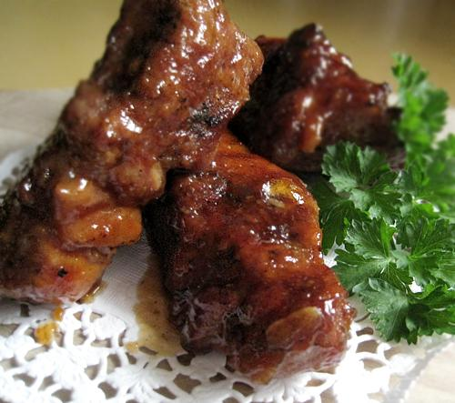 Julie's Easy Country Style Pork Ribs