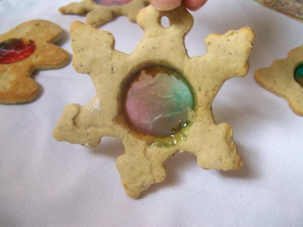 Shining Star Cookies