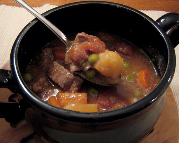Drunk Beef Stew
