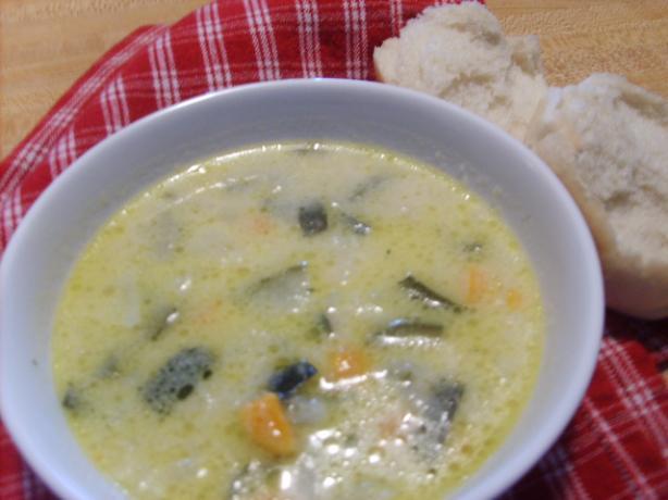 Jodee's Zucchini Soup