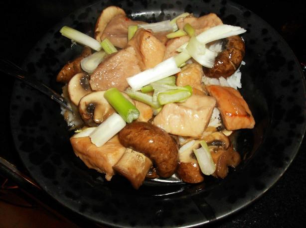 Vietnamese- Style Caramelised Pork