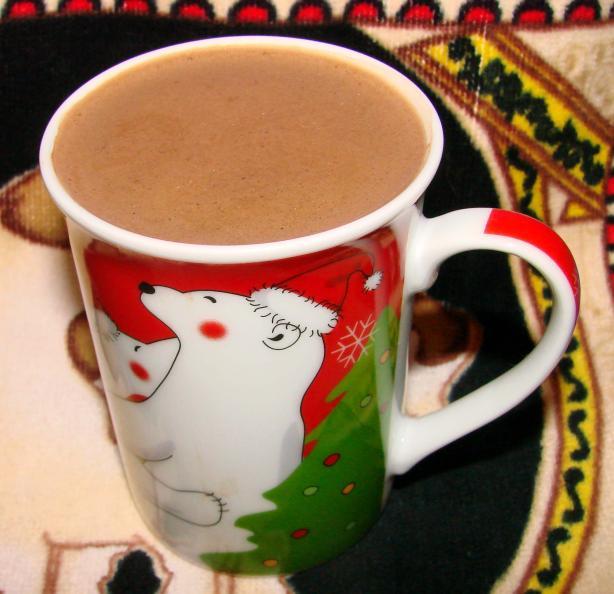 Italian Hot Chocolate - Cioccolato Caldo