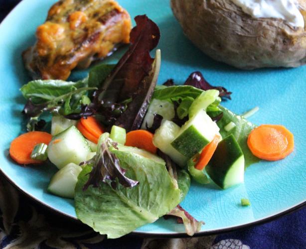 Crisp Side Salad