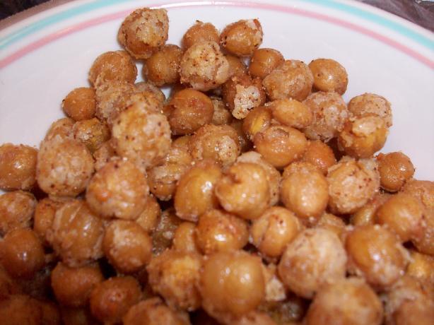Fried Garbanzo Beans