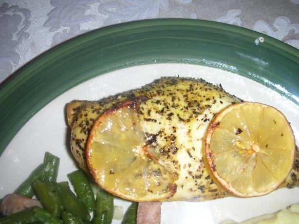 Melissa's Lemon Pepper Chicken