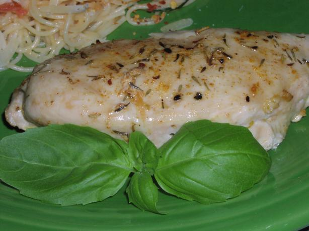 Herb Seasoned Chicken Breasts