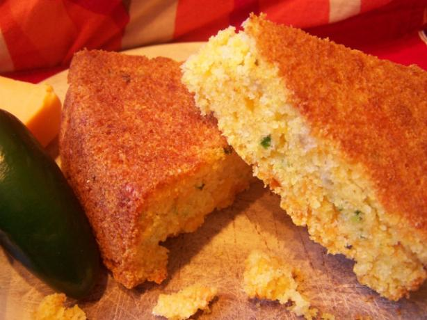 Spicy Mexican Cornbread