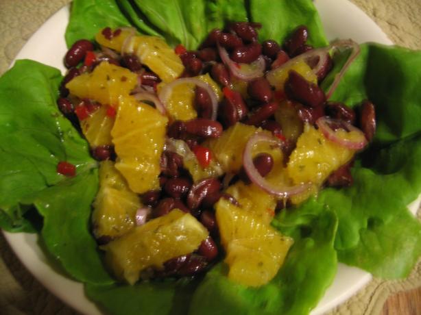 Spanish Citrus Salad
