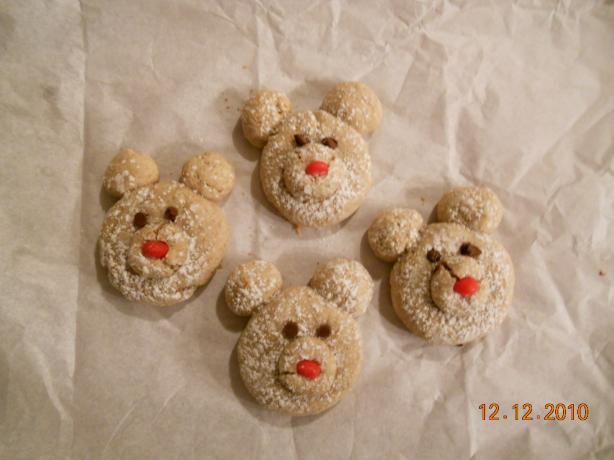 Cinnamon Polar Bears
