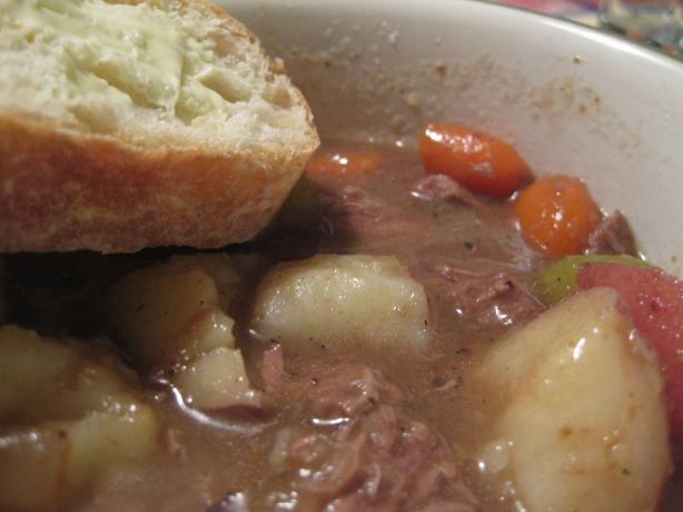 Slivered Beef Stew