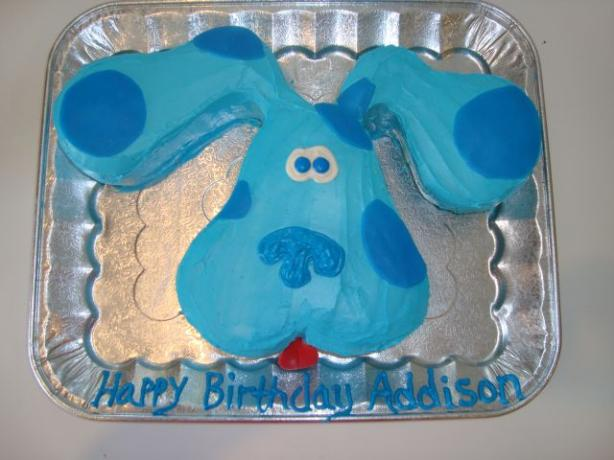 Blue's Clues Kids Cake!