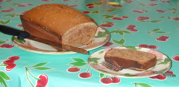 Bolo Negro De Loriga = Darken Cake from Loriga