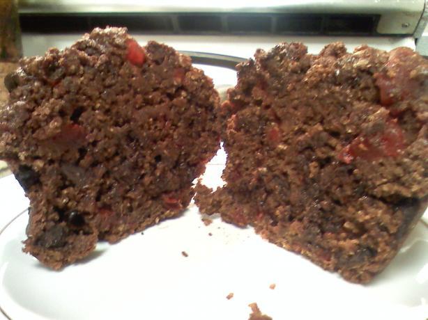Shannon's Ultimate Zucchini Bran Muffins