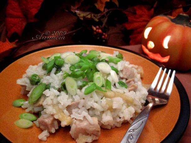 Rice and Pork Casserole