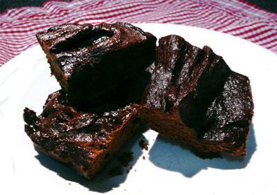 Martha Stewart's Guilt-Free Brownies