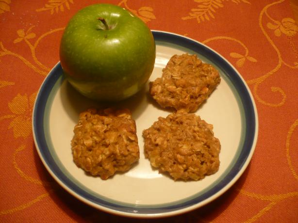 Gluten-Free Butterscotch Apple Cookies