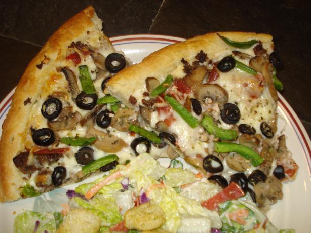 Mika's Supreme Pizza