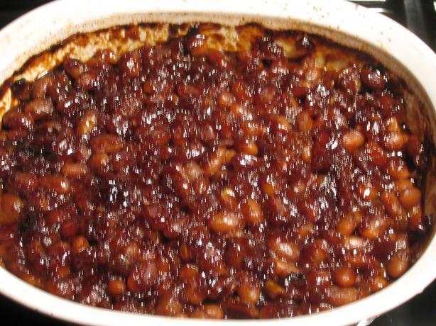 Cousin Ellen's Baked Beans