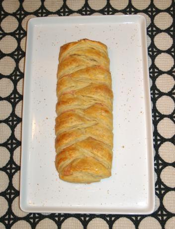 Berry-Cheese Braid