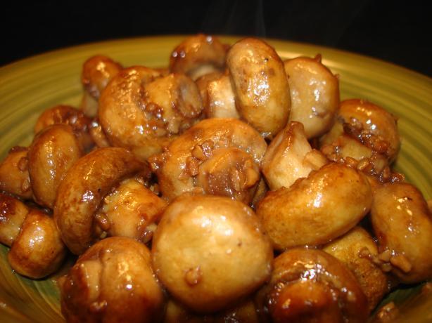 Mushrooms With Garlic