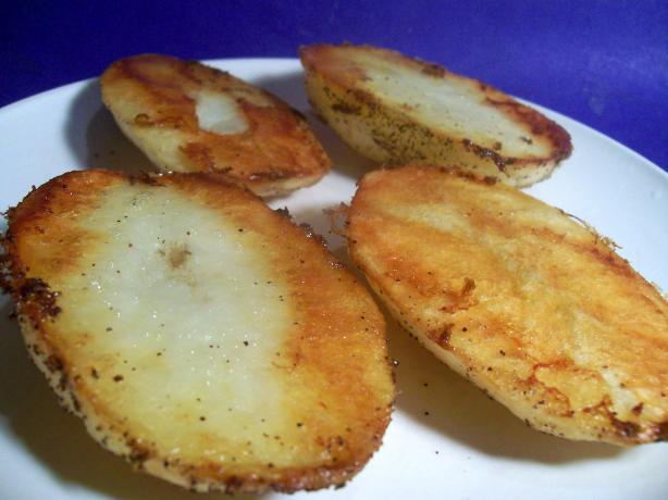 Butter Brown Potatoes