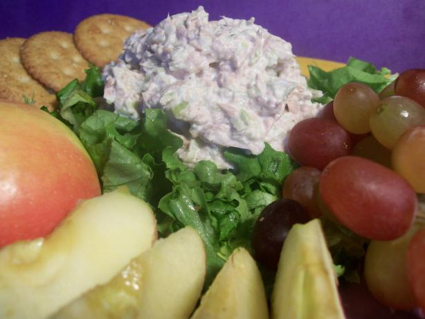 Tuna Salad Meal (Lite-Bleu)