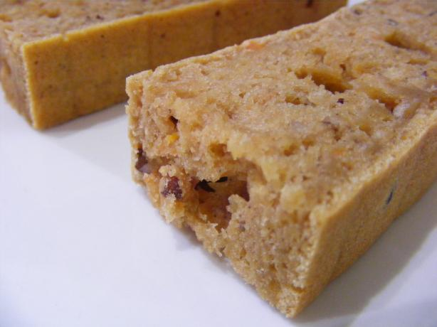 Savannah Sweet Potato Bread