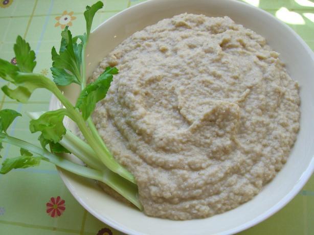 Ceylon Cinnamon Celeriac Soup