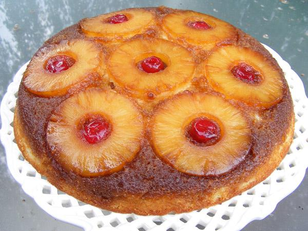 Grandma's Pineapple Upside Down Cake