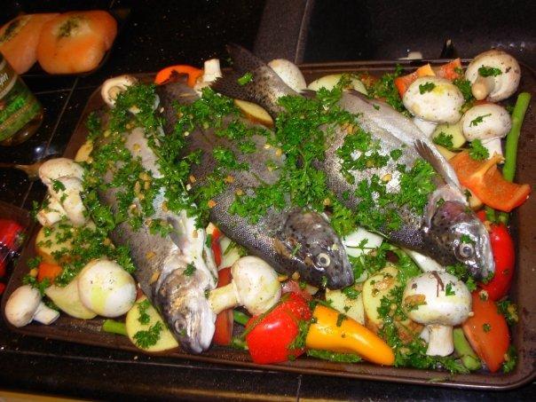 Moroccan Fish Tajine